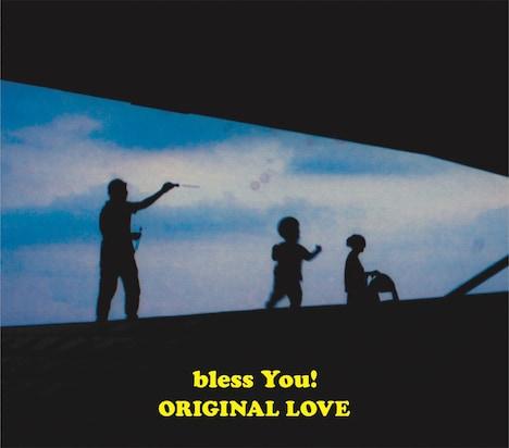ORIGINAL LOVE「bless You!」完全生産限定盤ジャケット(Photo by Takao Tajima)