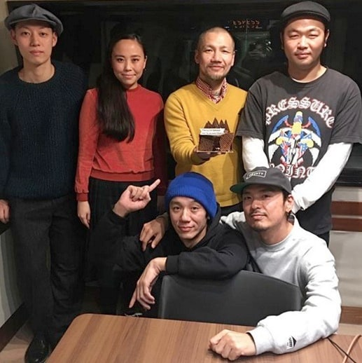 TOKYO FM「WHILE YOU ARE SLEEPING Vol.4」の出演陣。