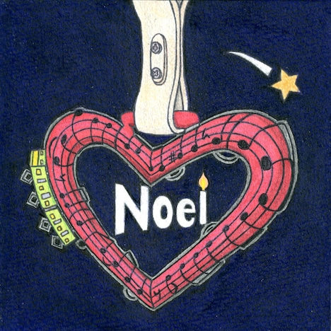 HGYM「Noel」配信ジャケット