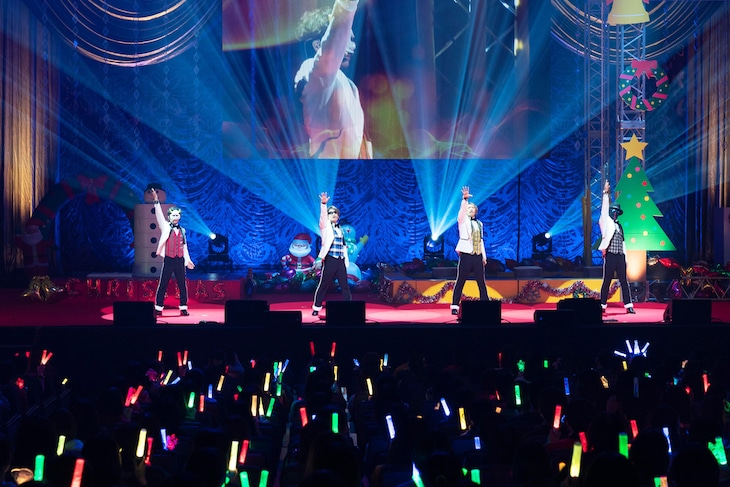 M.S.S Project「M.S.S Project ~Holy Soul Party 2018~」の様子。(撮影:吉成大輔)