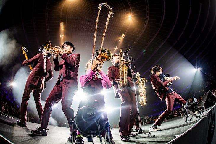 東京スカパラダイスオーケストラ(撮影:青木カズロー)
