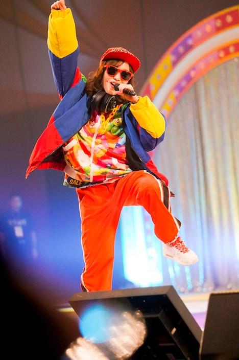 DJ KANAKOO(Photo by HAJIME KAMIIISAKA+Z)