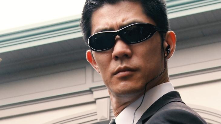 「逃走中 ハンターと進撃の恐竜」場面カット (c)フジテレビ
