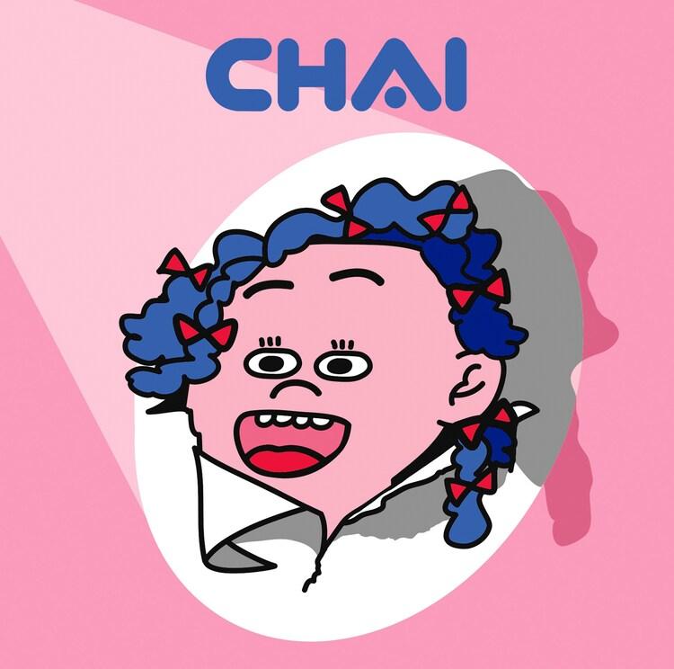 CHAI「PUNK」ジャケット