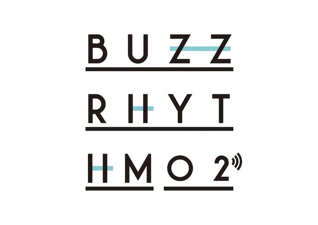 日本テレビ系「バズリズム02」ロゴ