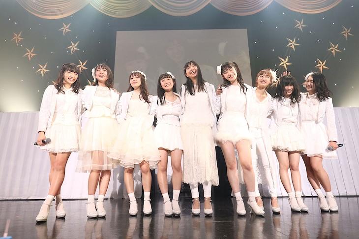 「SUPER☆GiRLS 超LIVE 2019 ~新たなる道へ~」の様子。(写真提供:エイベックス)