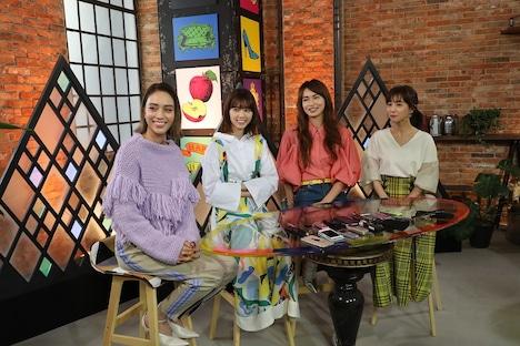 「グータンヌーボ2」収録の様子。(写真提供:関西テレビ)