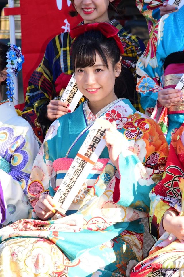 荒井優希(SKE48チームKII)