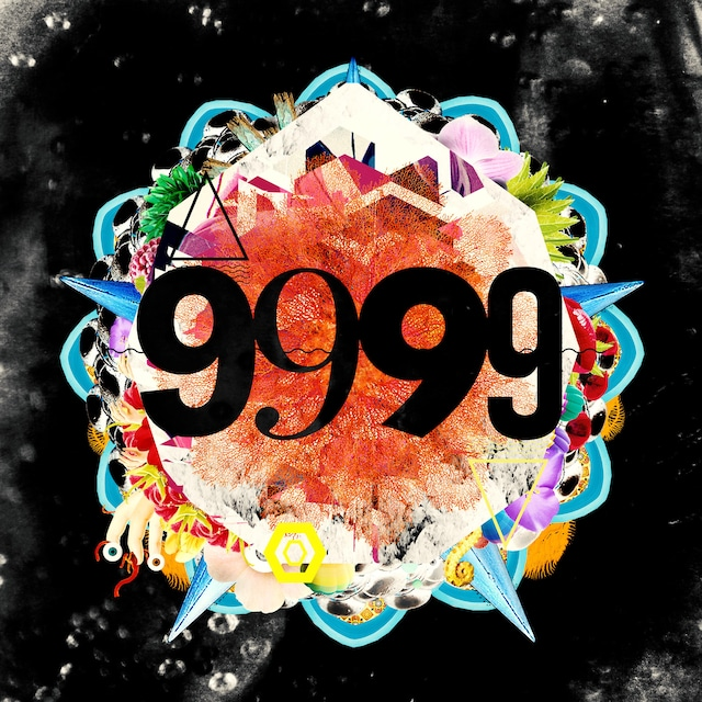 THE YELLOW MONKEY「9999」ジャケット