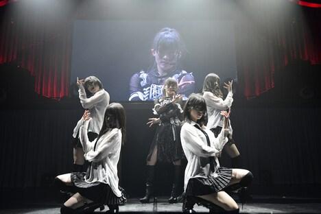 「岡部麟ソロコンサート ~もしも~し!りんりん推しでしょ!?~」の様子。(c)AKS