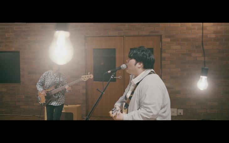 スカート「君がいるなら」ミュージックビデオのワンシーン。