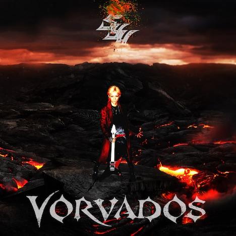 SYU(from GALNERYUS)「VORVADOS」ジャケット