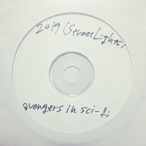 avengers in sci-fi「2019(Street Lights)」配信ジャケット