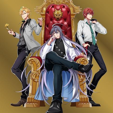 「ヒプノシスマイク -Division Rap Battle-」優勝ビジュアル