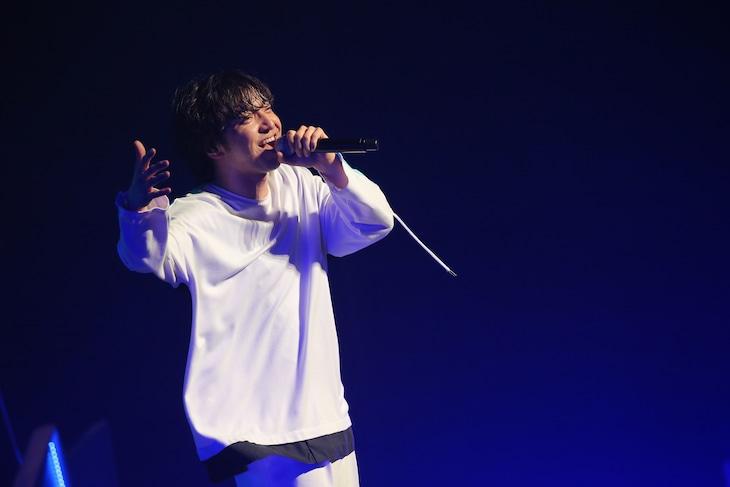 「DAICHI MIURA LIVE TOUR 2018-2019 ONE END」愛知・名古屋国際会議場センチュリーホール公演の様子。