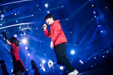 人気画像1位は「星野源の5大ドームツアー、大阪で開幕」より、「星野源 DOME TOUR 2019『POP VIRUS』」大阪・京セラドーム大阪公演の様子。(撮影:田中聖太郎)