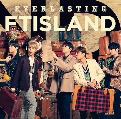 FTISLAND「EVERLASTING」ジャケット
