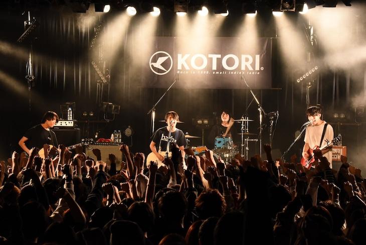 「KOTORI DREAM MATCH 2019」最終公演の様子。(Photo by MASANORI FUJIKAWA)