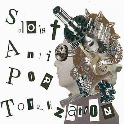 Soloist Anti Pop Totalization「S.A.P.T.」ジャケット