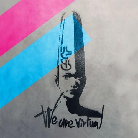 ミソシタ「We are Virtual」ジャケット