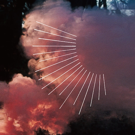 THE NOVEMBERS「ANGELS」ジャケット