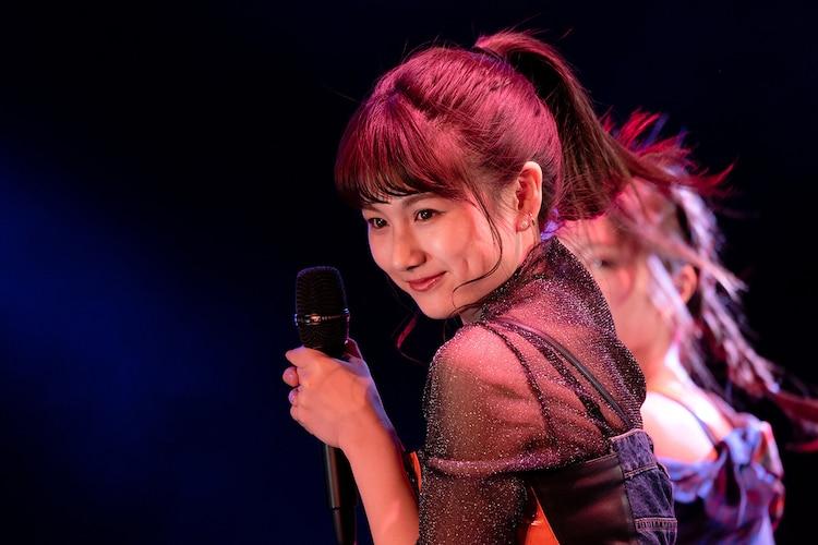 櫻井紗季(写真提供:EPICレコードジャパン)