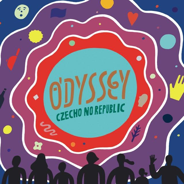 Czecho No Republicの最新作「Odyssey」ジャケット
