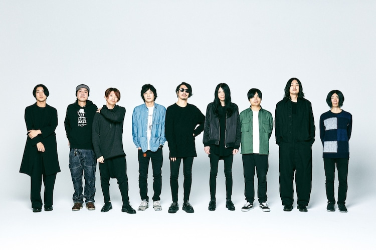「TOMOE 2019」に出演するtacica、THE NOVEMBERS、People In The Box。