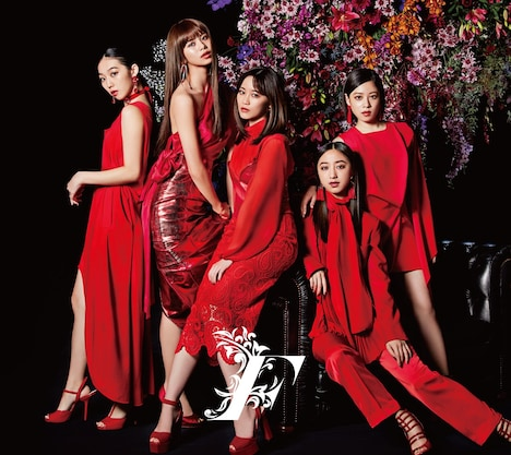 Flower「F」初回限定盤ジャケット