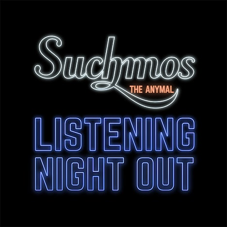 「Suchmos『THE ANYMAL』Listening Night Out」ロゴ