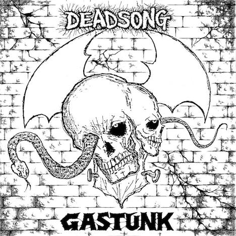 GASTUNK「DEAD SONG」ジャケット