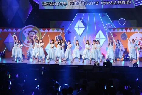 乃木坂46 (c)フジテレビ