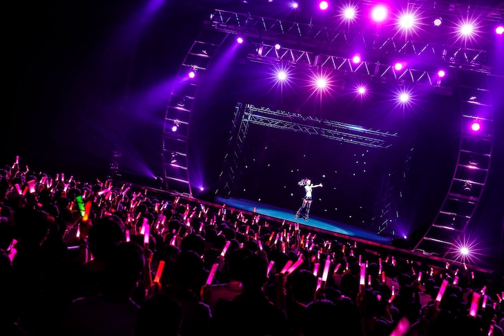 EGOIST「EGOIST showcase*005」大阪・Zepp Osaka Bayside公演の様子。(写真提供:SACRA MUSIC)
