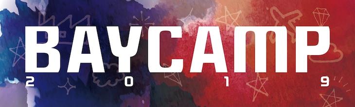 「BAYCAMP 2019」ロゴ