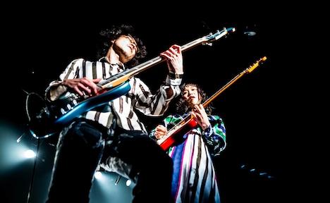 "「Rei Release Tour""Rei of Light""」東京・LIQUIDROOM公演の様子。(Photo by Stephen Jackson)"