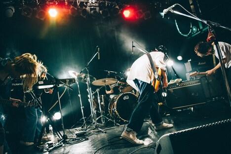 ネクライトーキー(Photo by Kana Tarumi)