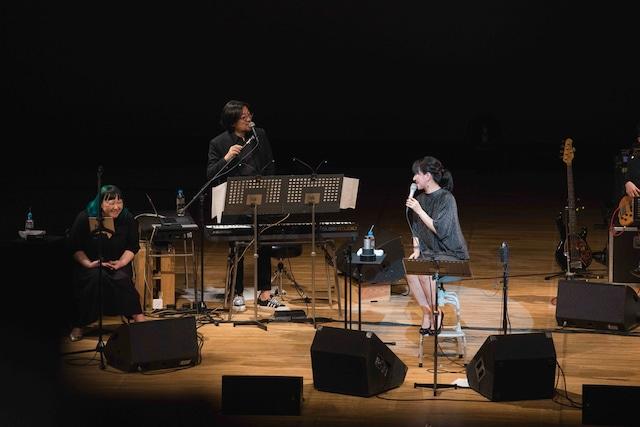 畠山美由紀「Wayfarer」発売記念コンサートの様子。(Photo by Kenji Kitazato)