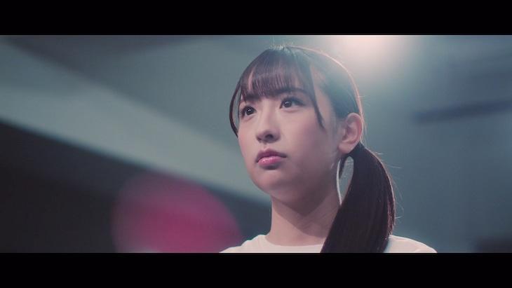 日向坂46「けやき坂46ストーリー ~ひなたのほうへ~」井口眞緒編のワンシーン。