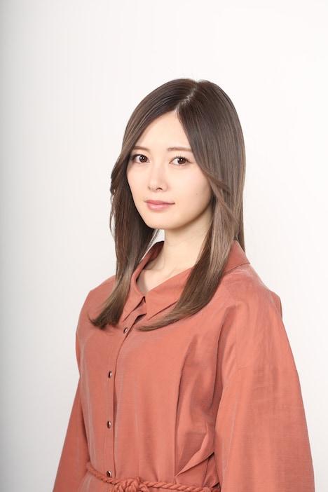 白石麻衣 (c)日本テレビ