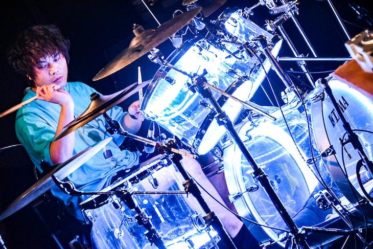 ドラムDJピエール中野(凛として時雨)