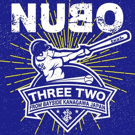 NUBO「THREE TWO」ジャケット