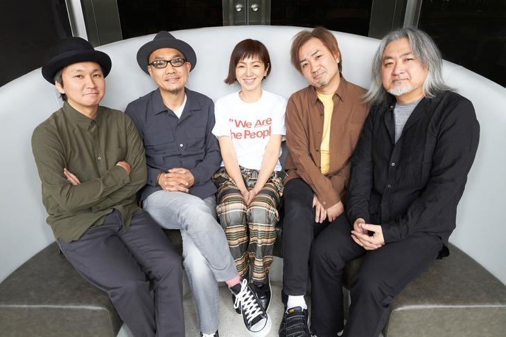 渡辺満里奈 with 木内健とチャン・マリナーズ