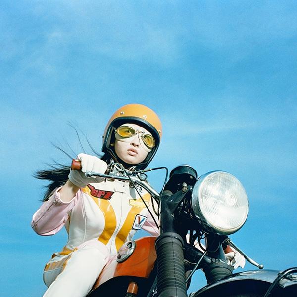 スピッツ「インディゴ地平線」ジャケットに使用された写真。(写真提供:浅川英郎)