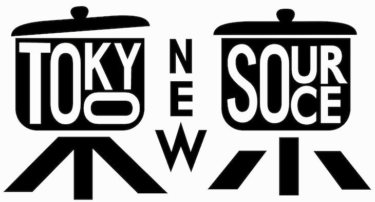 「TokyoNewSource」ロゴ