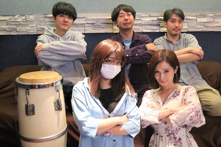 おとといフライデーとEnjoy Music Club。