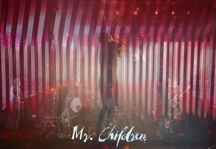 Mr.Children「Mr.Children Tour 2018-19 重力と呼吸」ジャケット