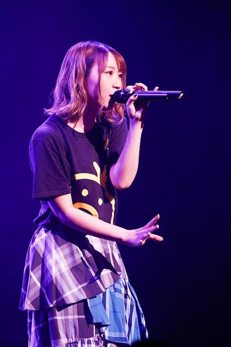 夏川椎菜(撮影:江藤はんな[SHERPA+])