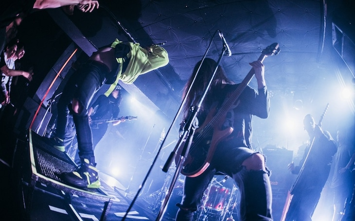 Survive Said The Prophet「Now more than ever Tour」岐阜公演の様子。(c)toya