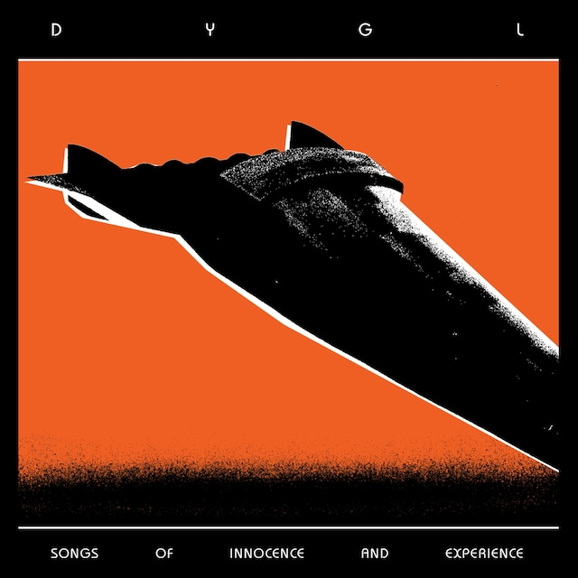 DYGL「Songs of Innocence&Experience」ジャケット