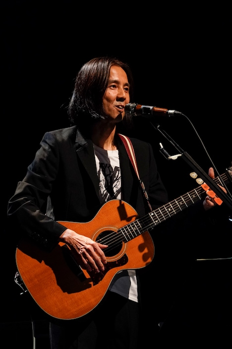 高野寛(撮影:佐藤早苗)